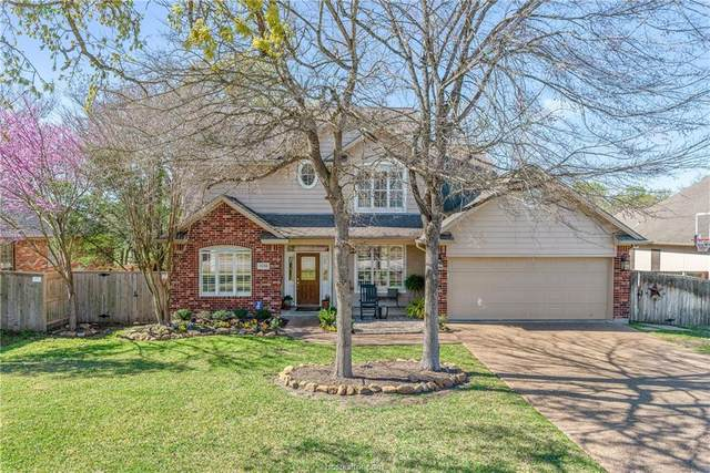 4408 Woodland Ridge Drive, College Station, TX 77845 (MLS #20004522) :: Treehouse Real Estate