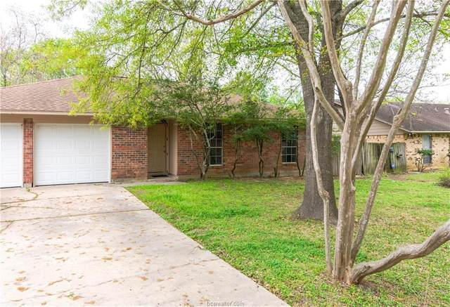 2902 Indiana, Bryan, TX 77803 (MLS #20004546) :: Treehouse Real Estate