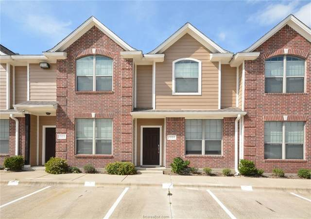 1000 Spring #1504, College Station, TX 77840 (MLS #20004551) :: NextHome Realty Solutions BCS