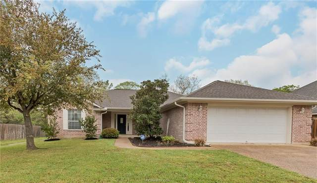 4110 Settlers Way, Bryan, TX 77808 (MLS #20004566) :: NextHome Realty Solutions BCS