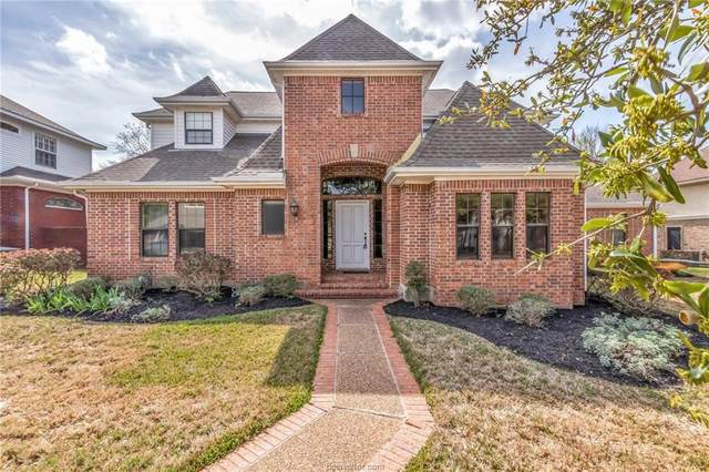 8702 Appomattox Drive, College Station, TX 77845 (MLS #20004579) :: Chapman Properties Group