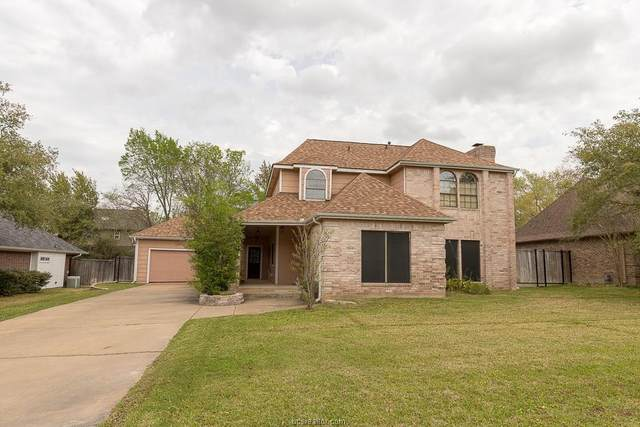 203 Fireside Circle, College Station, TX 77840 (MLS #20004580) :: NextHome Realty Solutions BCS