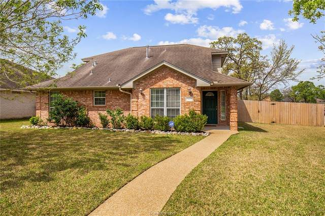 1400 Fincastle, College Station, TX 77845 (MLS #20004625) :: Cherry Ruffino Team