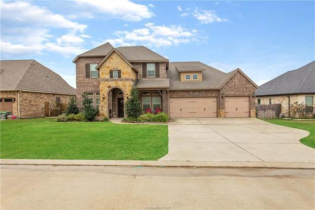 4314 Norwich Drive, College Station, TX 77845 (MLS #20004648) :: BCS Dream Homes