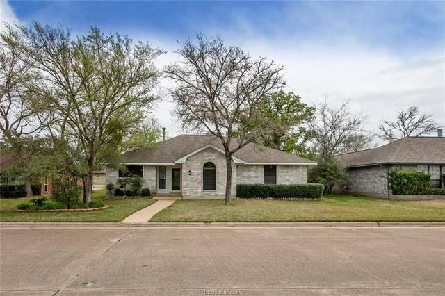 1502 Southern Plantation Drive, College Station, TX 77845 (MLS #20004652) :: Chapman Properties Group