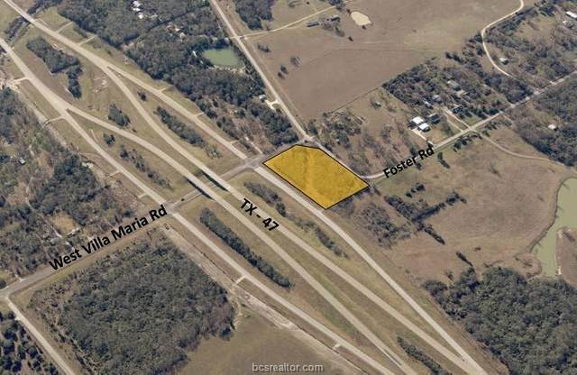0000 Foster Rd, Bryan, TX 77807 (MLS #20004659) :: The Lester Group