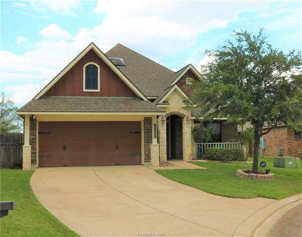 4108 Cripple Creek Court, College Station, TX 77845 (MLS #20004682) :: Cherry Ruffino Team