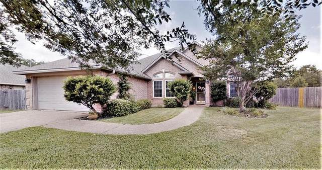 313 Bernburg Lane, College Station, TX 77845 (MLS #20004699) :: Chapman Properties Group