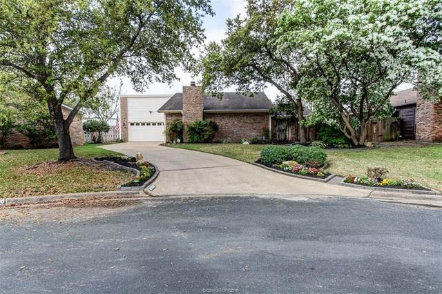 8908 Driftwood Drive Cs, College Station, TX 77845 (MLS #20004722) :: RE/MAX 20/20