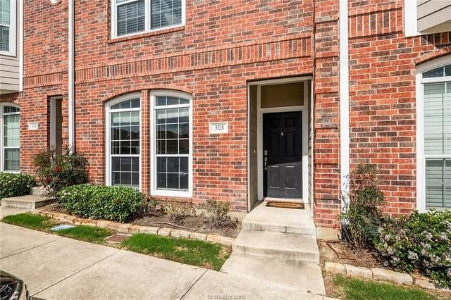 1198 Jones Butler Road #303, College Station, TX 77840 (MLS #20004723) :: Treehouse Real Estate