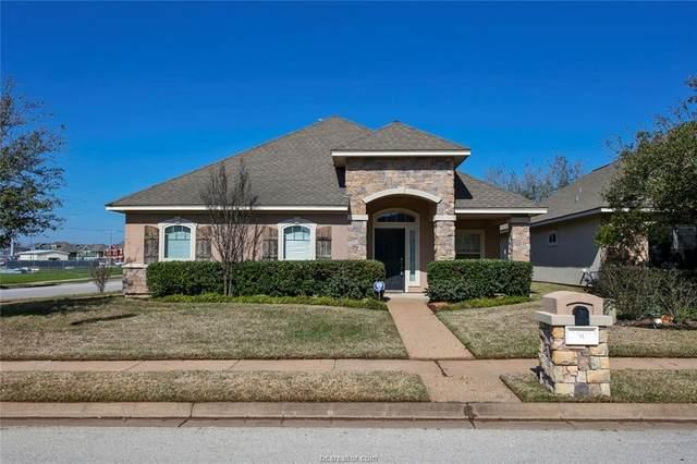 2601 Leila Court, Bryan, TX 77802 (MLS #20004732) :: Treehouse Real Estate