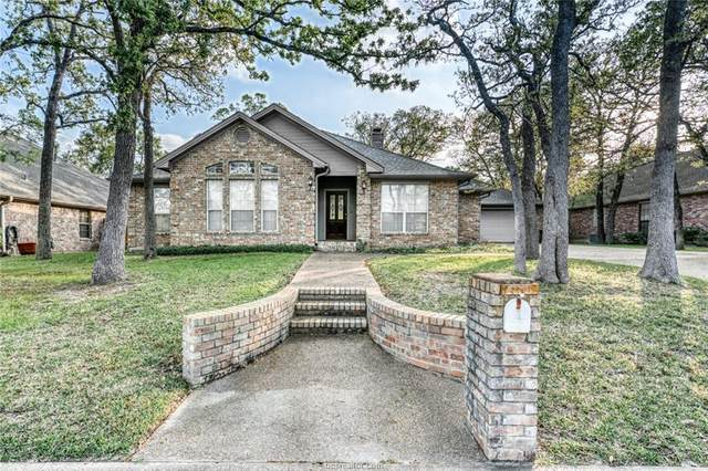 1006 Woodhaven, College Station, TX 77840 (MLS #20004744) :: NextHome Realty Solutions BCS