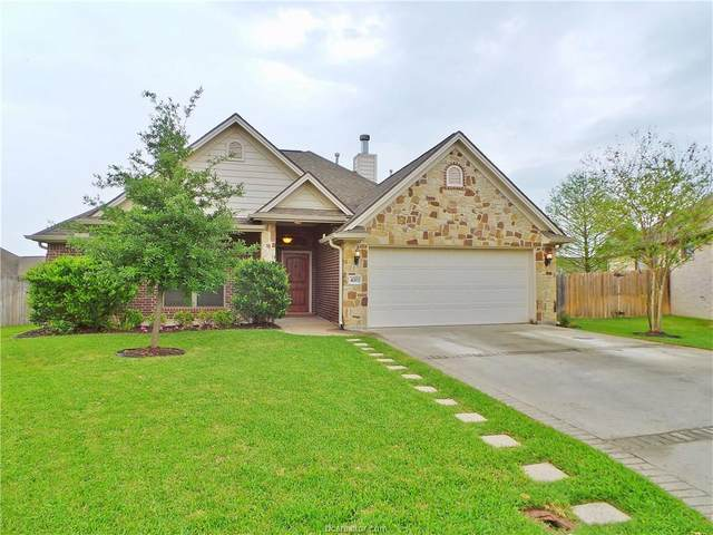 4001 Noirmont Court, College Station, TX 77845 (MLS #20004767) :: Chapman Properties Group