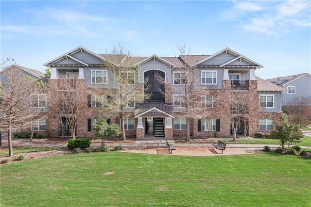 1725 Harvey Mitchell Parkway #2434, College Station, TX 77840 (MLS #20004773) :: Cherry Ruffino Team