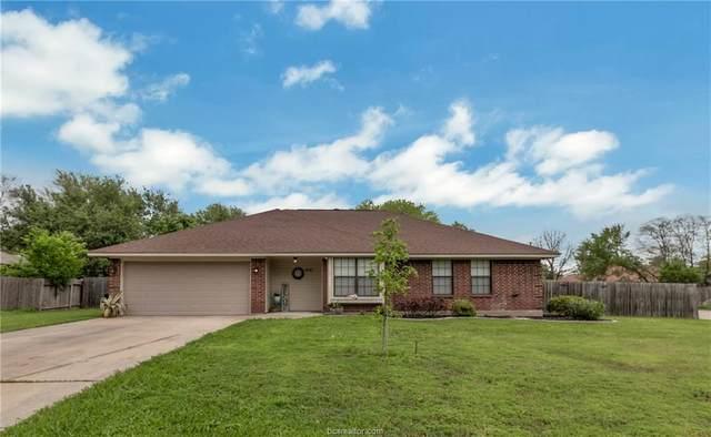 4021 Windfree Drive, College Station, TX 77845 (MLS #20004801) :: Chapman Properties Group