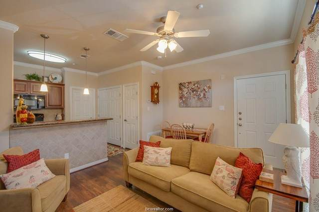 1198 Jones Butler Road #2707, College Station, TX 77840 (MLS #20004841) :: Treehouse Real Estate