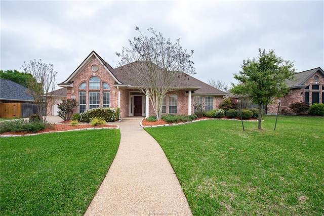 3207 Liesl Court, College Station, TX 77845 (MLS #20004849) :: Chapman Properties Group