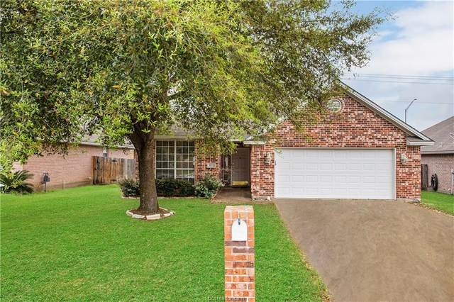 3204 Neuburg Court, College Station, TX 77845 (MLS #20004860) :: Chapman Properties Group