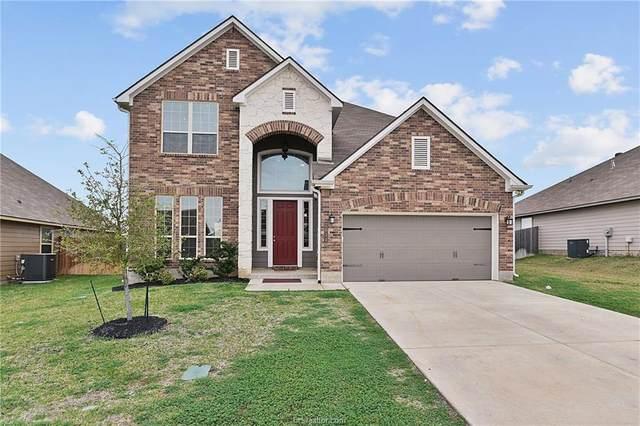 2014 Polmont Drive, Bryan, TX 77807 (MLS #20004868) :: Treehouse Real Estate