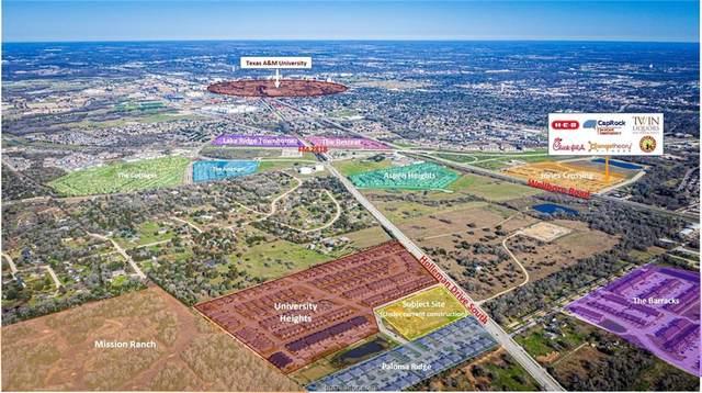 3160 Holleman Drive, College Station, TX 77845 (MLS #20004870) :: Chapman Properties Group