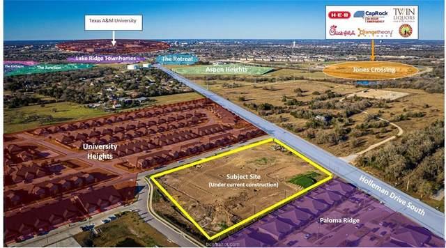 3168 Holleman Drive, College Station, TX 77845 (MLS #20004878) :: Chapman Properties Group