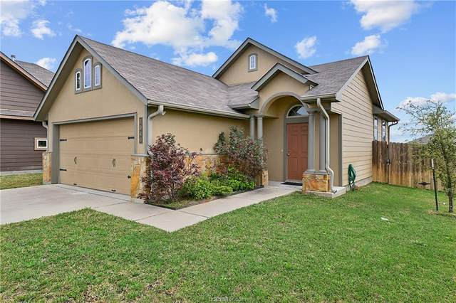 1040 Venice Drive, Bryan, TX 77808 (MLS #20004937) :: The Lester Group
