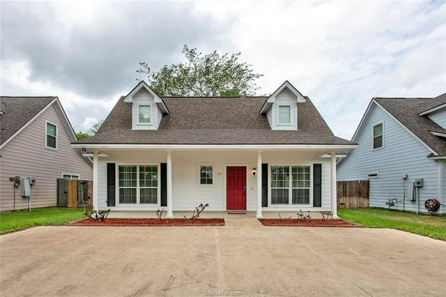 615 Columbus Street, College Station, TX 77840 (MLS #20004940) :: NextHome Realty Solutions BCS
