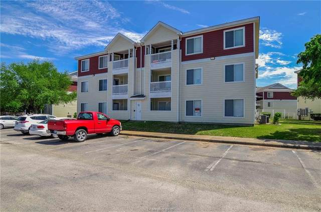 523 Southwest Parkway #204, College Station, TX 77840 (MLS #20004984) :: RE/MAX 20/20