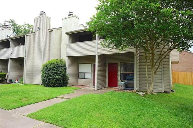 1902 Dartmouth O-6, College Station, TX 77840 (MLS #20004986) :: BCS Dream Homes