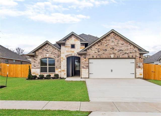 2960 Archer Drive, Bryan, TX 77808 (MLS #20004988) :: Cherry Ruffino Team