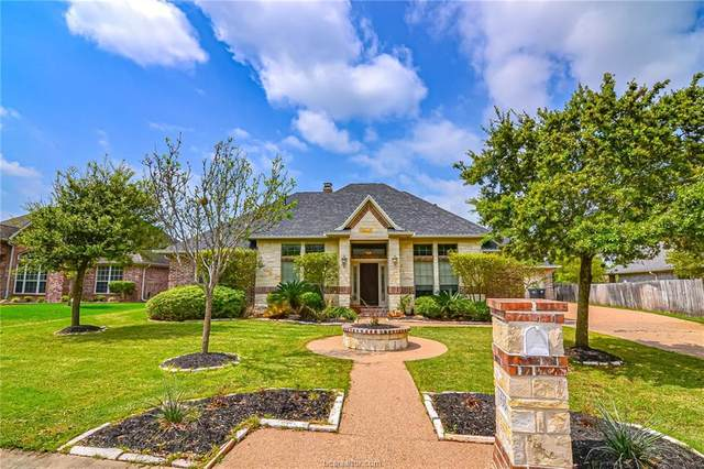 4306 Berwick Place, College Station, TX 77845 (MLS #20005000) :: NextHome Realty Solutions BCS