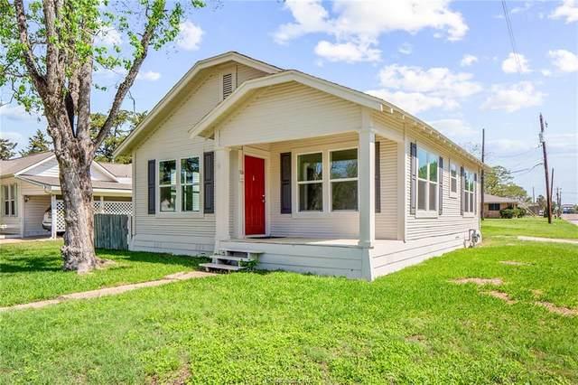2219 Echols Street, Bryan, TX 77801 (MLS #20005060) :: Cherry Ruffino Team