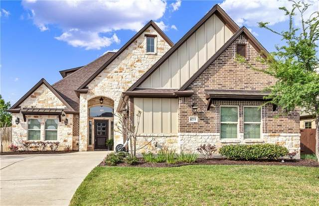 4214 Egremont Court, College Station, TX 77845 (MLS #20005089) :: NextHome Realty Solutions BCS