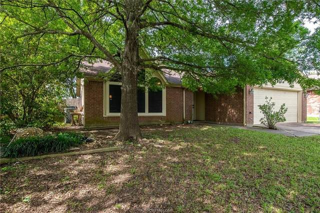 4014 Hunter Creek Drive, College Station, TX 77845 (MLS #20005114) :: NextHome Realty Solutions BCS