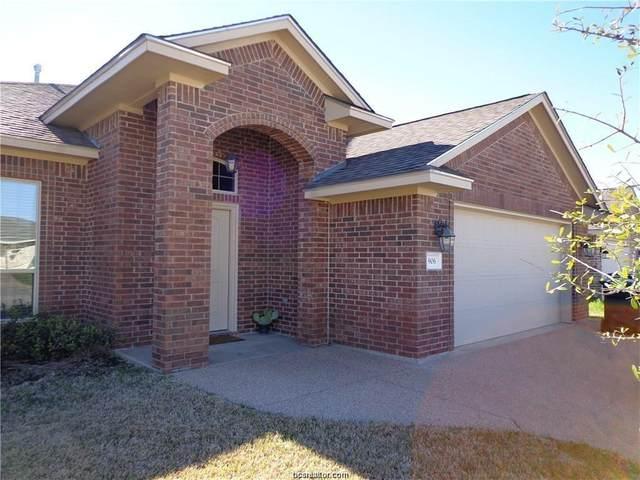 906 Dove Run, College Station, TX 77845 (MLS #20005124) :: Cherry Ruffino Team