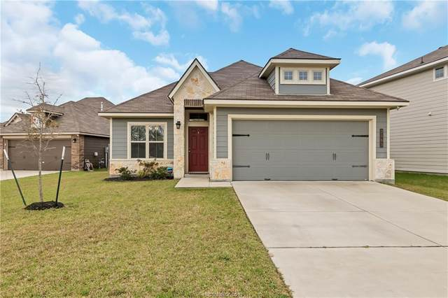 2103 Naples, Bryan, TX 77808 (MLS #20005129) :: Treehouse Real Estate