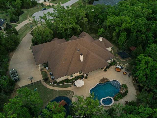 18300 Kiowa Cove, College Station, TX 77845 (MLS #20005130) :: Treehouse Real Estate