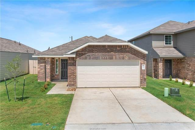 2021 Oakwood Forest Drive, Bryan, TX 77803 (MLS #20005168) :: The Lester Group