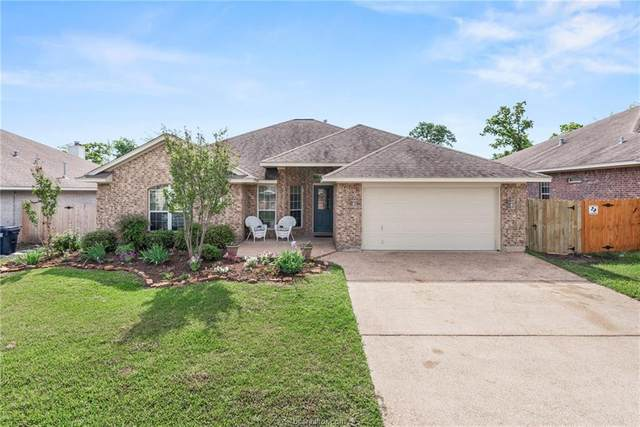 1518 Bluefield Court, College Station, TX 77845 (MLS #20005185) :: Chapman Properties Group