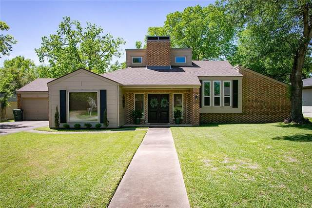 2703 Arbor Drive, Bryan, TX 77802 (MLS #20005198) :: Treehouse Real Estate
