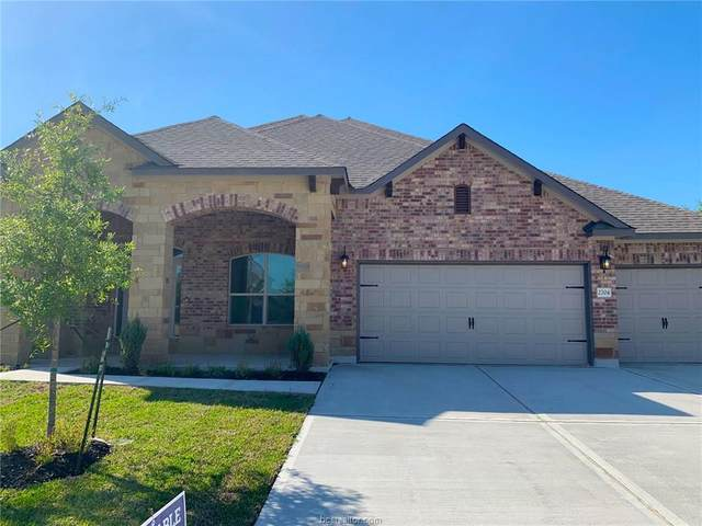 2704 Lakewell Lane, College Station, TX 77845 (MLS #20005287) :: NextHome Realty Solutions BCS