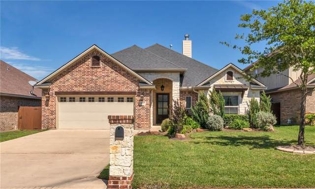 4102 Rocky Mountain Court, College Station, TX 77845 (MLS #20005290) :: NextHome Realty Solutions BCS