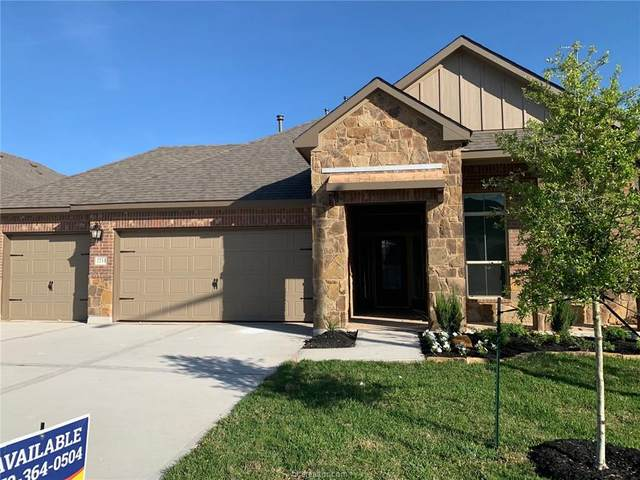 2711 Lakewell Lane, College Station, TX 77845 (MLS #20005298) :: NextHome Realty Solutions BCS