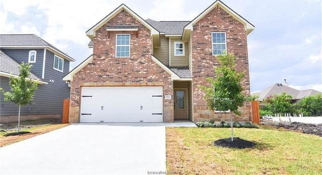 2512 Cordova Ridge Court, College Station, TX 77845 (MLS #20005308) :: NextHome Realty Solutions BCS