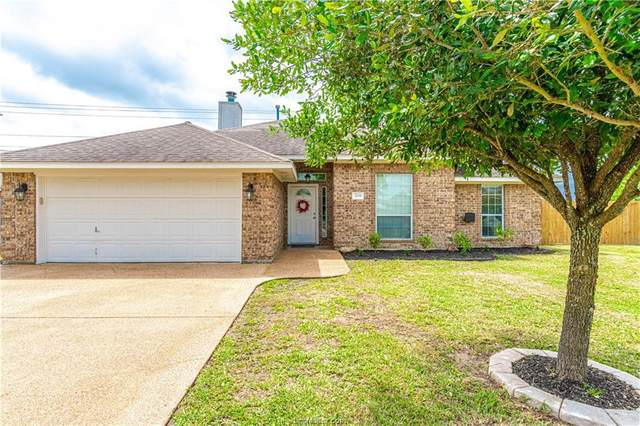 3708 Dove Hollow Lane, College Station, TX 77845 (MLS #20005311) :: Chapman Properties Group
