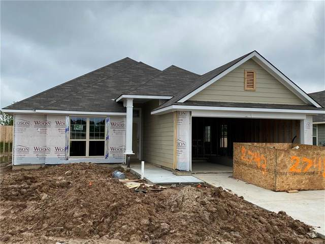 2743 Porters Way, Bryan, TX 77803 (MLS #20005332) :: The Lester Group