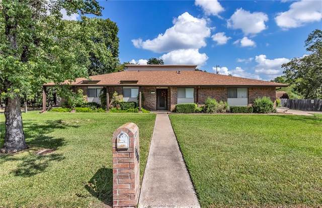 1219 Glade Street, College Station, TX 77840 (MLS #20005345) :: RE/MAX 20/20