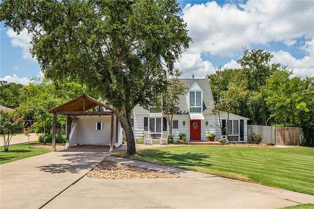 709 Park Place, College Station, TX 77840 (MLS #20005347) :: Treehouse Real Estate