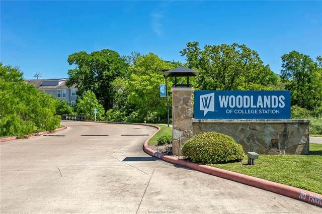 1725 Harvey Mitchell Parkway #1527, College Station, TX 77840 (MLS #20005359) :: The Lester Group