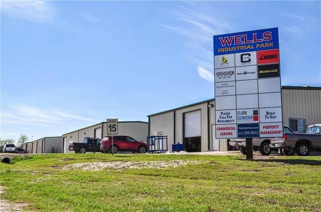 1521A Crosswind Drive, Bryan, TX 77808 (MLS #20005370) :: The Lester Group